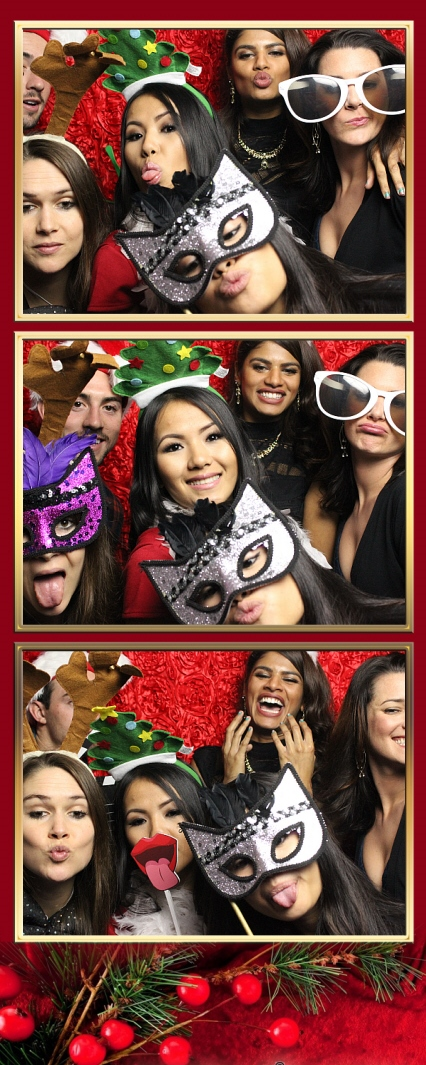Christmas Photo Booth Rentals