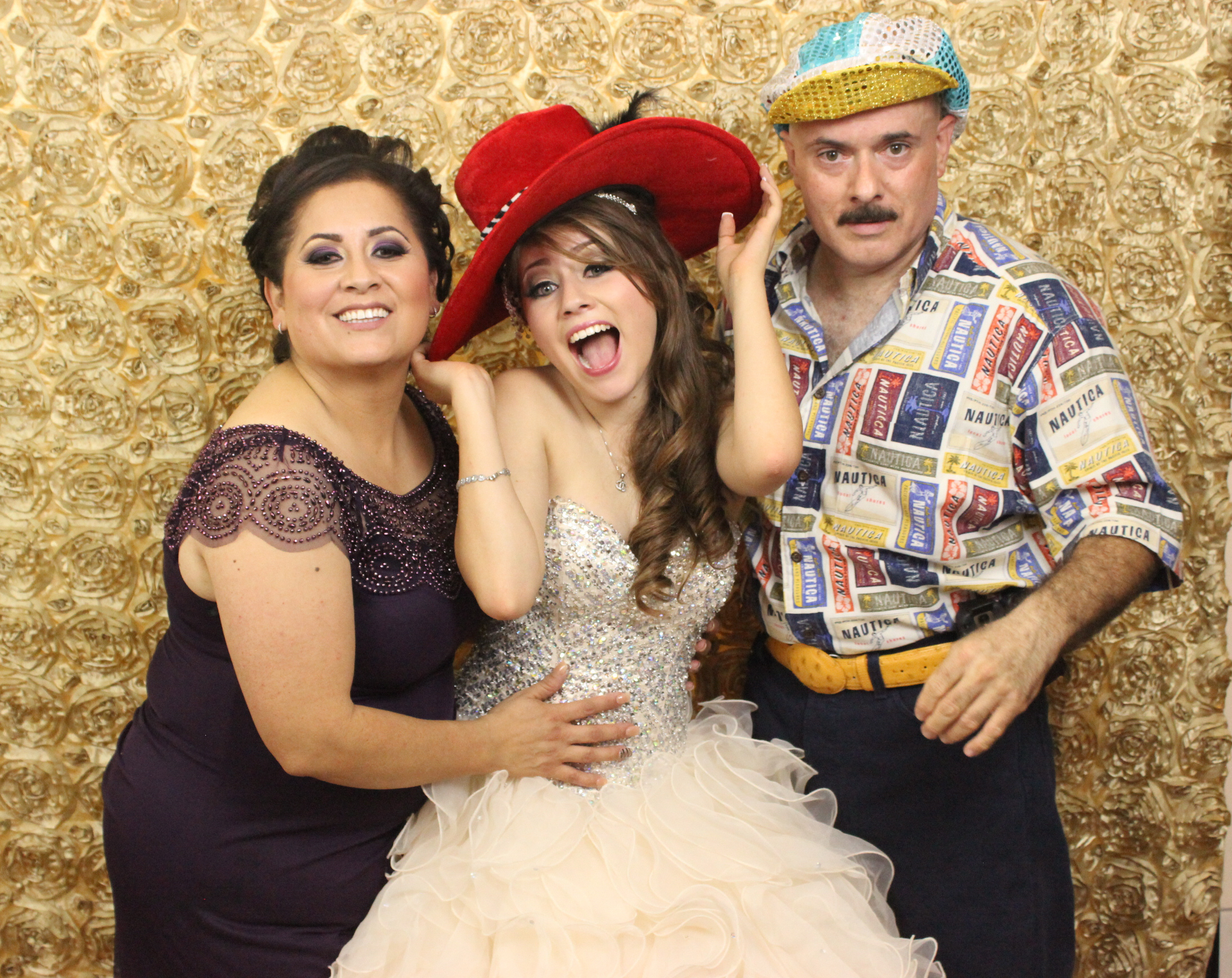 Inland Empire Quinceanera Photo Booth Rental
