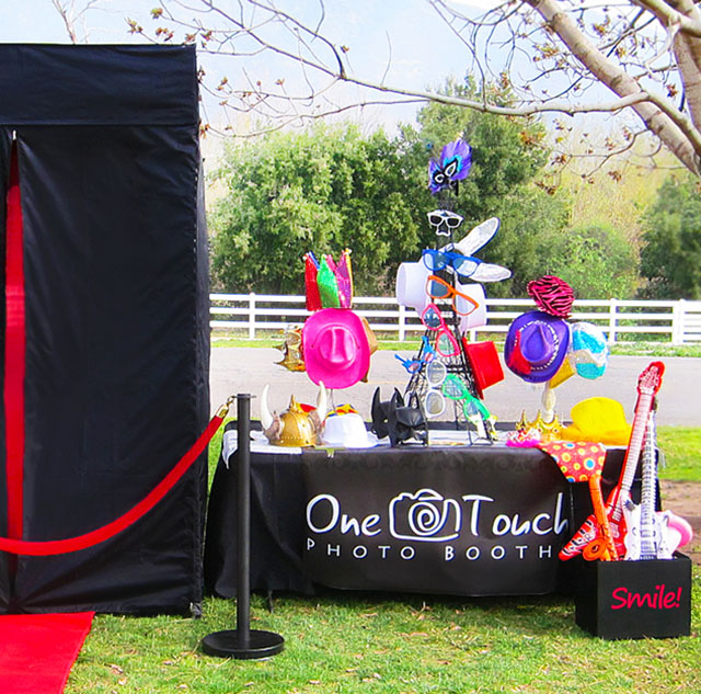 Inland Empire Photo Booth Rental